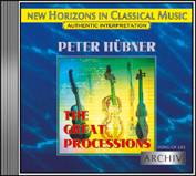 Peter Hübner - The Great Processions