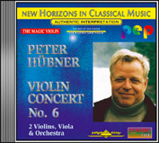 Peter Hübner - No. 6