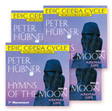 Peter Hübner - 1st – 4th Movement     4 CDs
