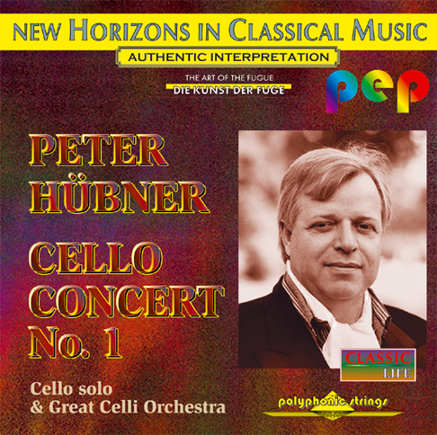 Peter Hübner - Cello Concert - No.1