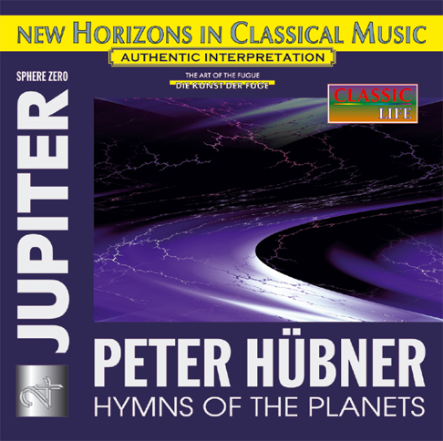 Peter Hübner - Hymns of the Planets - JUPITER