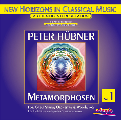 Peter Hübner - Metamorphoses - No. 1