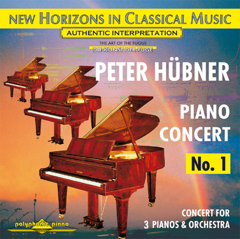 Peter Hübner - Piano Concert - No. 1