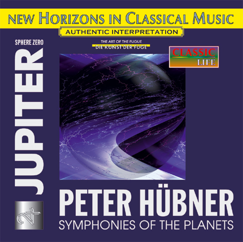 Peter Hübner - Symphonies of the Planets - JUPITER