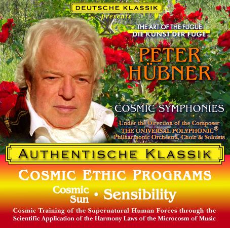Peter Huebner Cosmic Symphonies & Cosmic Hymns