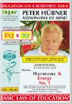 Peter Huebner - Astronomy of Mind - Scientific Educational Music