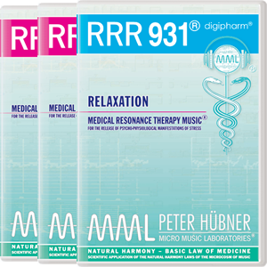 Peter Hübner - Medical Resonance Therapy Music(R)