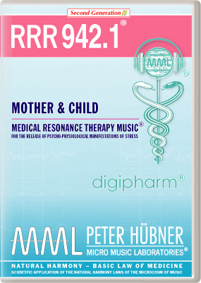 Peter Huebner - Medical Resonance Therapy Music(R) RRR 942 Mother & Child • No. 1