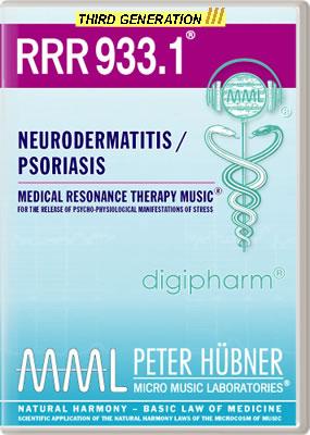 Neurodermatitis - Psoriasis