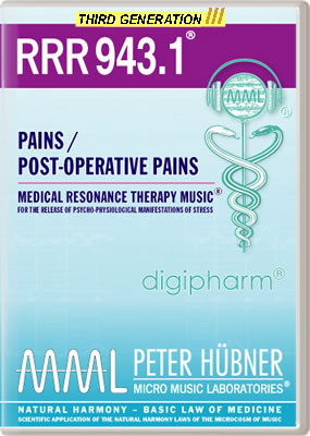 Pains - Post-Operative Pains